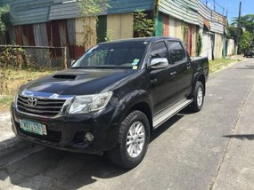 2013 Toyota Hilux for sale in Pasay