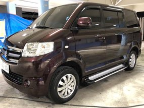 2017 Suzuki Apv for sale in Quezon City