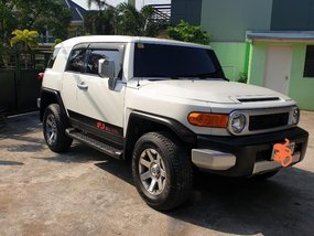 Toyota Fj Cruiser 2015 for sale in Valenzuela
