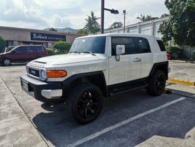 Toyota Fj Cruiser 2017 for sale in Cebu