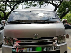 2014 Toyota Hiace for sale in Quezon City