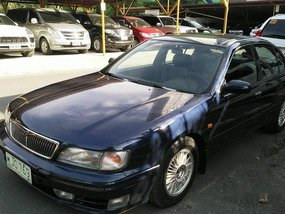 Selling Blue Nissan Cefiro 1999 at 100000 km