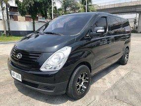 Selling Black Hyundai Grand Starex 2015 Manual Diesel
