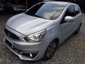 Selling Mitsubishi Mirage 2016 Hatchback in Quezon City