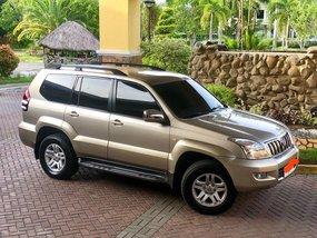 2004 Toyota Land Cruiser Prado Automatic Diesel for sale