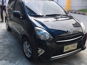 Selling Used Toyota Wigo 2015 at 43000 km in Quezon City