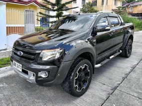 Used 2015 Ford Ranger Wildtrak for sale in Kabuntalan