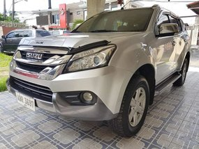 2015 Isuzu Mu-X LSA for sale in Ilocos Sur