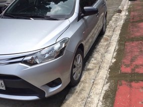 Used Toyota Vios J 2017 for sale in Quezon City