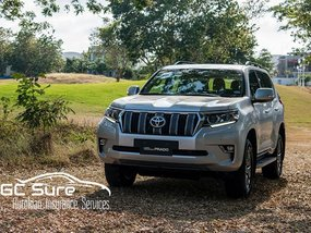 Selling Brand New Toyota Land Cruiser Prado 2019 in Muntinlupa