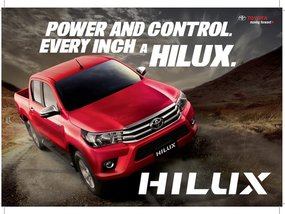 Red Toyota Hilux 2019 for sale in Pasay