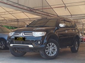 Black 2014 Mitsubishi Montero Sport at 68000 km for sale