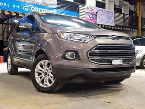 Sell Used 2017 Ford Ecosport at 20000 km in Quezon City