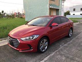 Selling Red Hyundai Elantra 2016 Sedan in Catarman