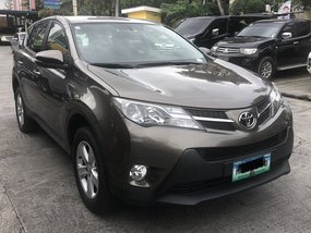 2014 Toyota Rav4 at 58000 km for sale in Pasig