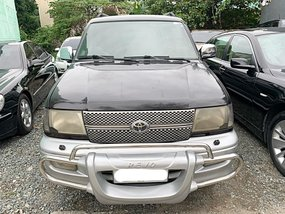 Sell Black 2001 Toyota Revo Manual Gasoline
