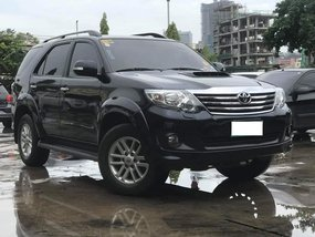 2013 Toyota Fortuner 4x2 V diesel A/T for sale in Eastern Samar