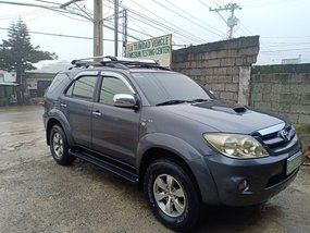 Sell Used 2005 Toyota Fortuner at 58000 km in Baguio