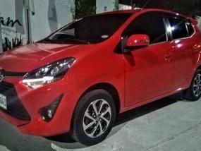 Toyota Wigo 2018 Automatic for sale in Pampanga