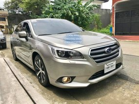 Used 2016 Subaru Legacy A/T for sale in Pasig