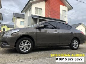 2018 Nissan Almera E for sale in Cavite