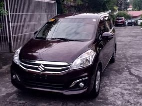 2016 Suzuki Ertiga for sale in Manila