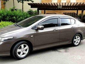 Selling Grey Honda City 2012 at 42000 km