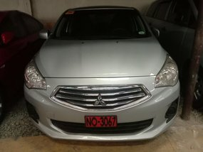 2016 Mitsubishi Mirage G4 for sale in Quezon City