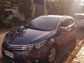 2015 Toyota Corolla Altis for sale in Dasmariñas