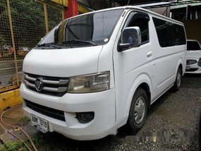 Used Foton View  2015 for sale in QUezon City