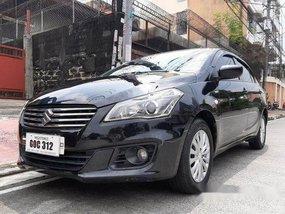 Sell Black 2017 Suzuki Ciaz in Quezon City