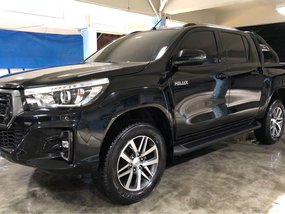 2019 Mitsubishi Strada for sale in Quezon City