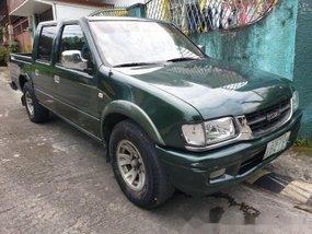 Used Isuzu Fuego 2002 for sale in Quezon City