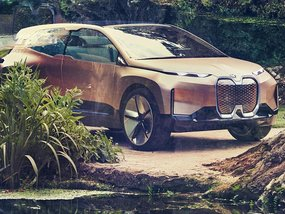 EV car spotlight: The BMW iNext 2021 is an autonomous car