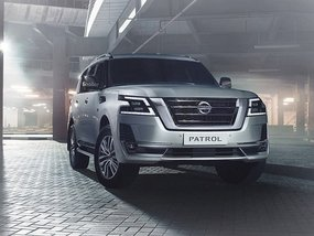 Nissan Patrol 2020: The recently released Middle East version