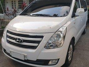 2017 Hyundai Starex for sale in Manila