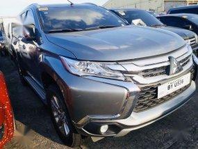 Grey 2018 Mitsubishi Montero Sport for sale