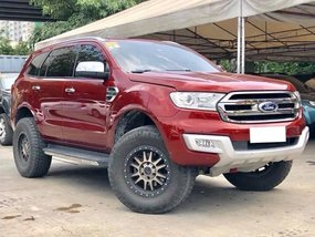 2016 Ford Everest Titanium Plus Automatic Diesel for sale in Manila