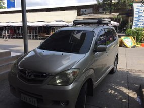 Selling Used Toyota Avanza 2010 Automatic in Davao City