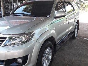 Used Toyota Fortuner 2012 Manual Diesel for sale in Santiago