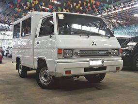 Ussed Mitsubishi L300 FB Exceed 2.5 2016 Diesel for sale in Quezon City