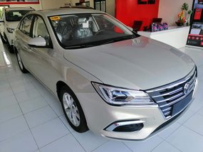 Selling Brand New Mg 5 2020 Sedan in Cavite