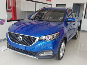 Blue Mg Zs 2019 for sale in Cavite
