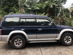 Selling 2nd Hand Mitsubishi Pajero 1995 Manual in Talisay
