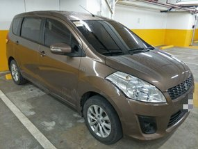 Selling Used Suzuki Ertiga 2015 at 58000 km in Quezon City