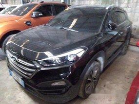 Sell Black 2017 Hyundai Tucson in Makati