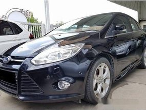 Selling Black Ford Focus 2014
