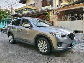 Grey Mazda Cx-5 2013 Automatic Gasoline for sale