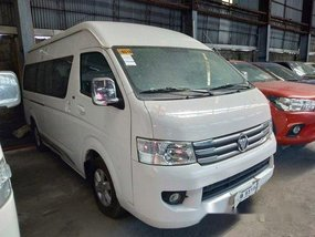 Used Foton View 2017 for sale in Manila