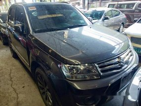 Selling Grey Suzuki Grand Vitara 2016 at 40000 km